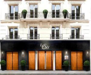 Imagen de www.hotel-le-six.com/es/